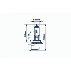 žárovka HB4 55W 12V HB4