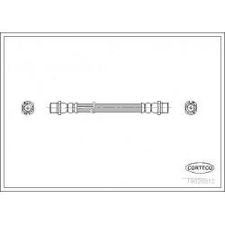 Brzdová hadice OPEL ASTRA G 98-04 zadní